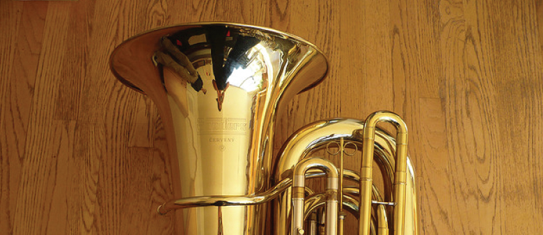 Mom, I want to learn to play the Tuba!!