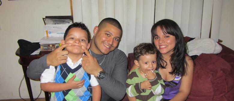 Yesenia & Her Family