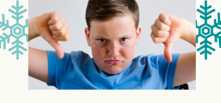 Thumbs Down to Hugs: Helping your child to set personal boundaries, politely
